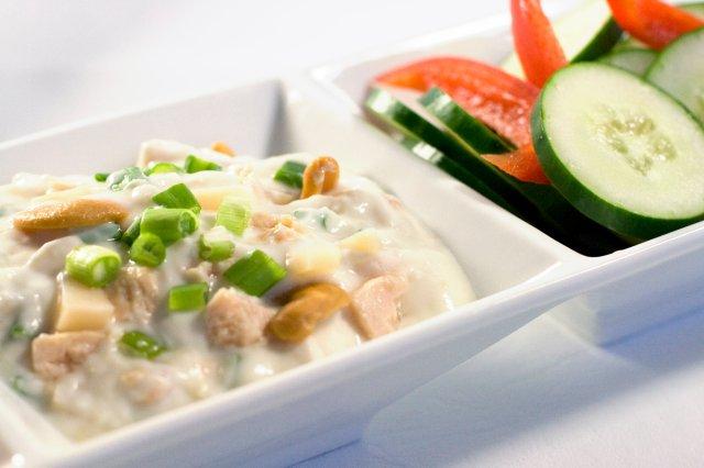 Cashew Chicken Dip