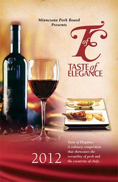 Taste of Elegance Book Cover