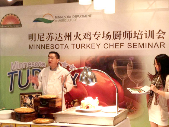 Chinese Market for MN Turkey Farmers