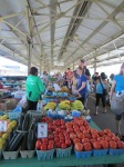 Minneapolis Farmer's Market on Father's Day - by Lois