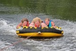 Water Tubing - by Rochelle