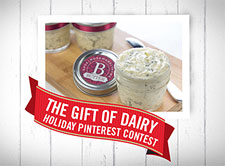 The Gift of Dairy Holiday Pinterest Contest